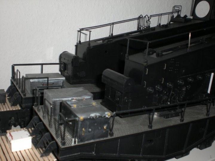 """Eisenbahngeschütz """"DORA"""" – 1/35 by Soar Art Workshop - """"RELOADED"""" 7ljte4t3"""