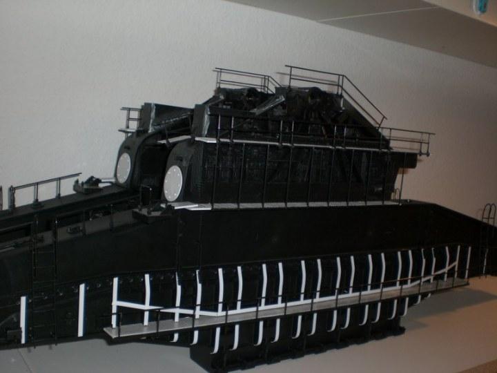 """Eisenbahngeschütz """"DORA"""" – 1/35 by Soar Art Workshop - """"RELOADED"""" Egy5j532"""