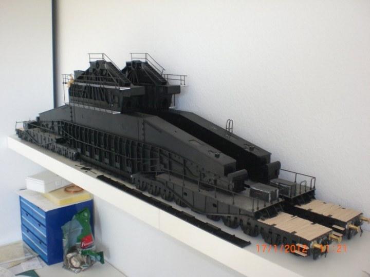 """Eisenbahngeschütz """"DORA"""" – 1/35 by Soar Art Workshop - """"RELOADED"""" Vo5ms82c"""