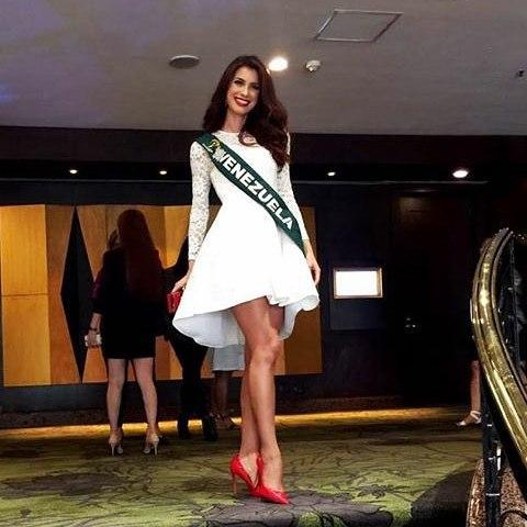 stephanie de zorzi, miss venezuela earth 2016. - Página 6 Fr2u6szx