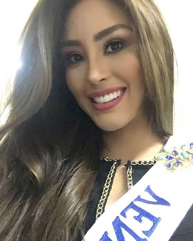 antonella massaro, 2da finalista de reyna hispanoamericana 2016. Iscyqilp