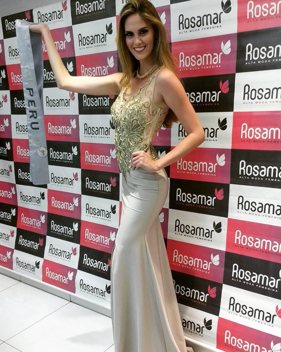 fiorella peirano, 6ta finalista de reyna hispanoamericana 2016/miss peru international 2016. - Página 2 Mhaabita
