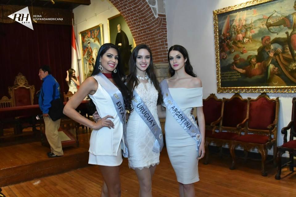 mayra dias, top 20 de miss universe 2018/primeira finalista de rainha hispanoamericana 2016. - Página 2 2btof4s7