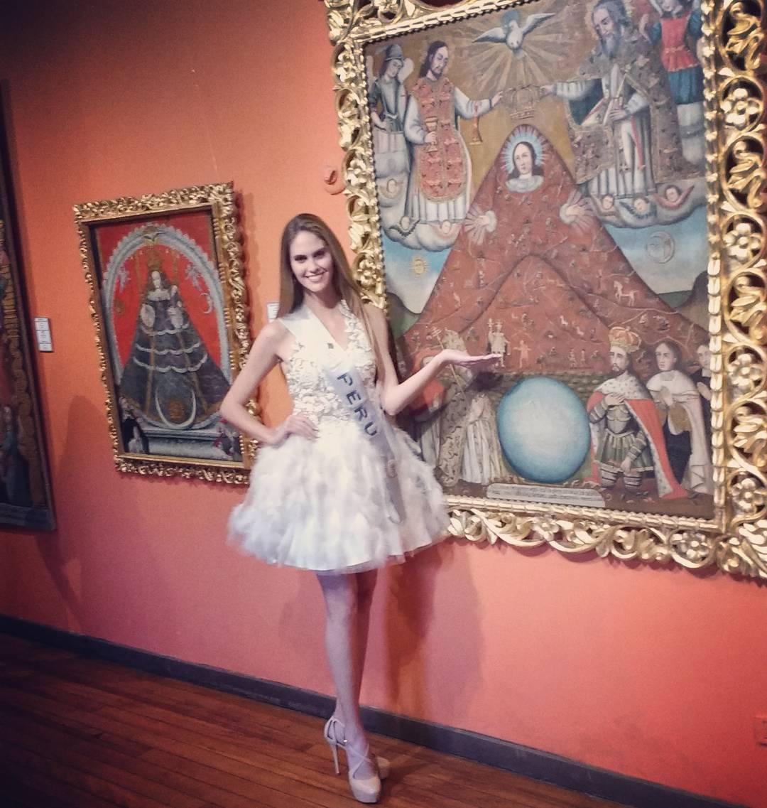 fiorella peirano, 6ta finalista de reyna hispanoamericana 2016/miss peru international 2016. - Página 3 Glfe4rho
