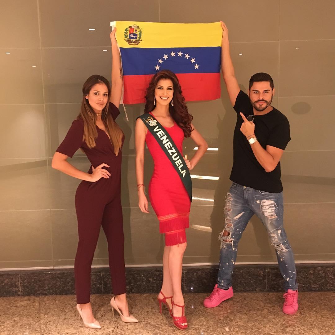 stephanie de zorzi, miss venezuela earth 2016. - Página 6 Sudq6mfq