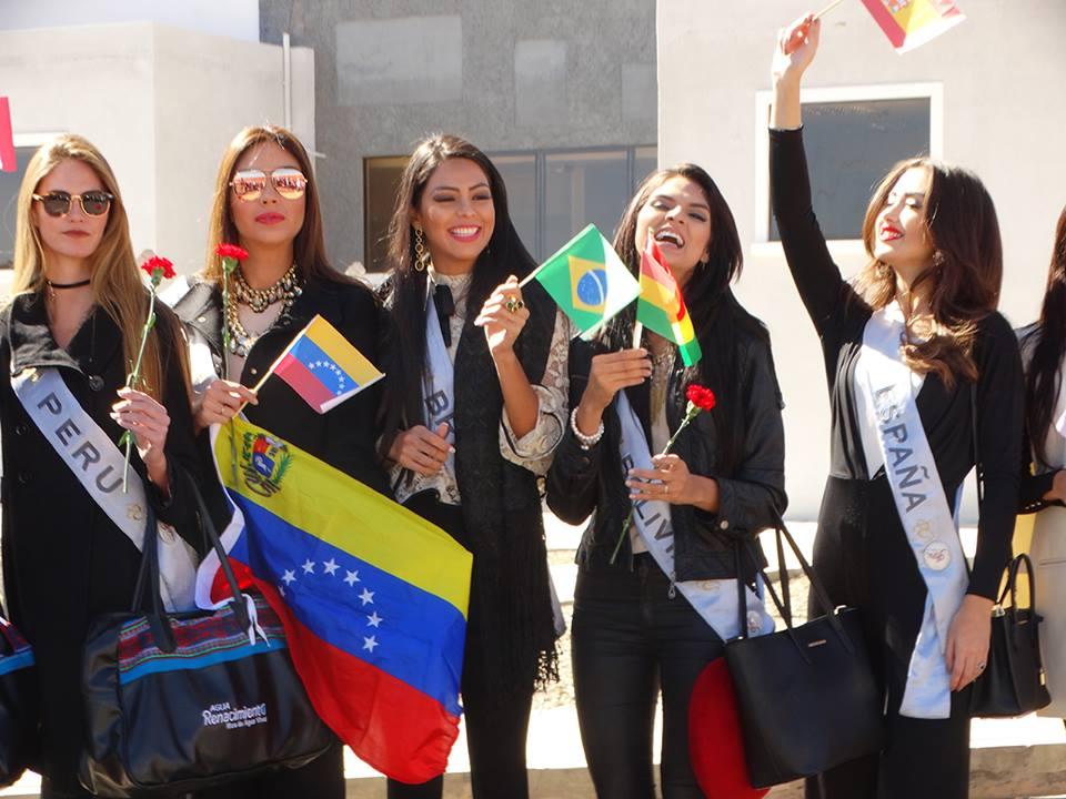 mayra dias, top 20 de miss universe 2018/primeira finalista de rainha hispanoamericana 2016. - Página 2 9potnjoq