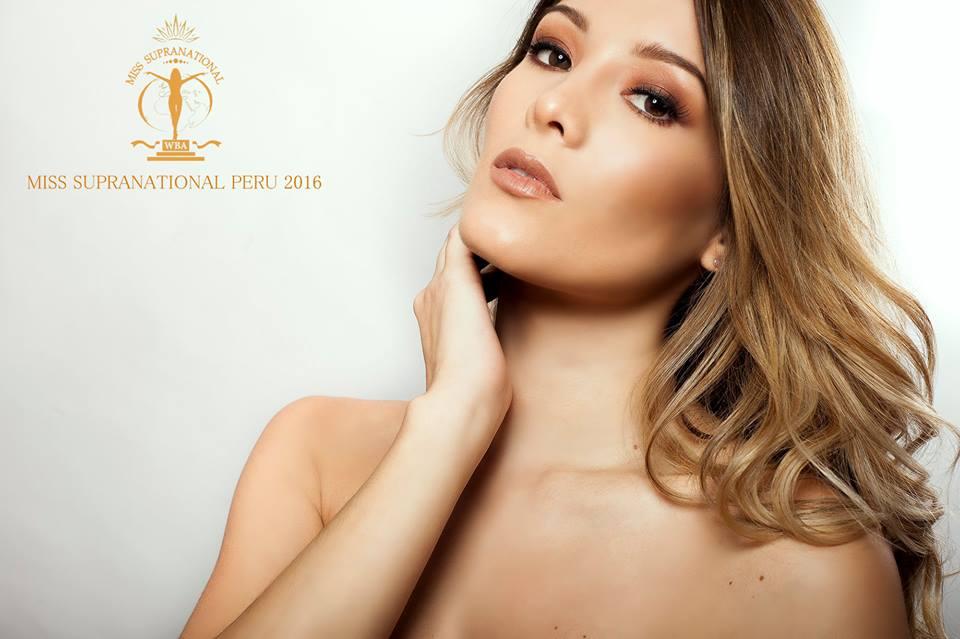 silvana vasquez monier, miss peru supranational 2016/miss peru earth 2010/miss peru intercontinental 2011. B8d75wwt