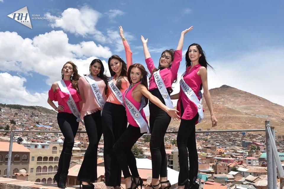 mayra dias, top 20 de miss universe 2018/primeira finalista de rainha hispanoamericana 2016. - Página 2 N5bjomay