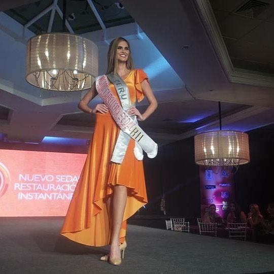 fiorella peirano, 6ta finalista de reyna hispanoamericana 2016/miss peru international 2016. - Página 4 Hna2it4g