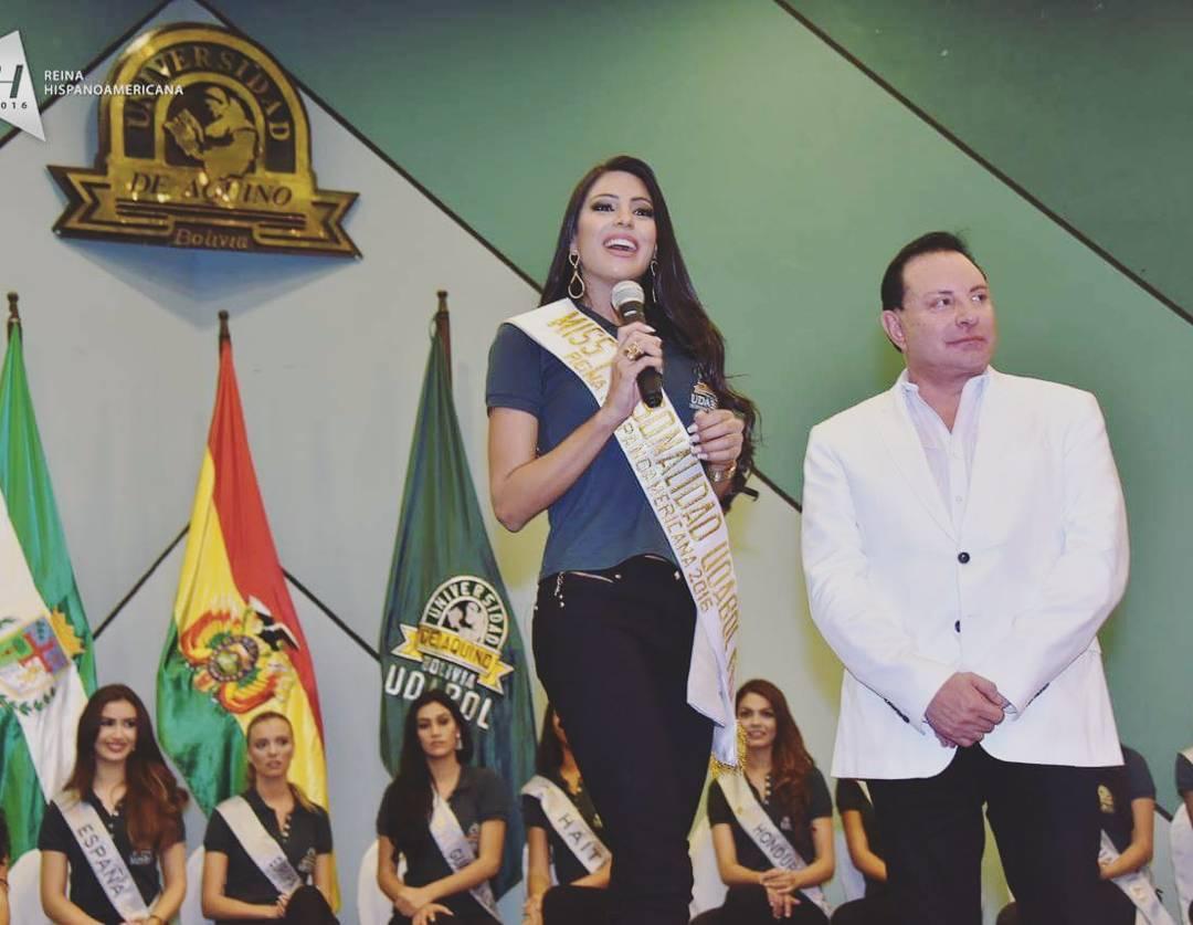 mayra dias, top 20 de miss universe 2018/primeira finalista de rainha hispanoamericana 2016. - Página 3 Fvzjzv7p
