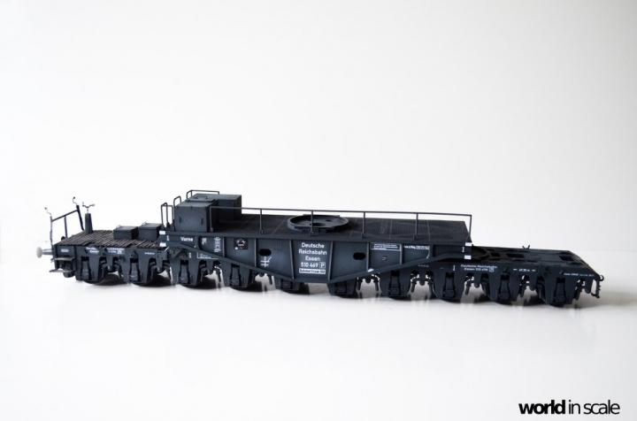 "Eisenbahngeschütz ""DORA"" – 1/35 by Soar Art Workshop - ""RELOADED"" Gjzpdcf7"