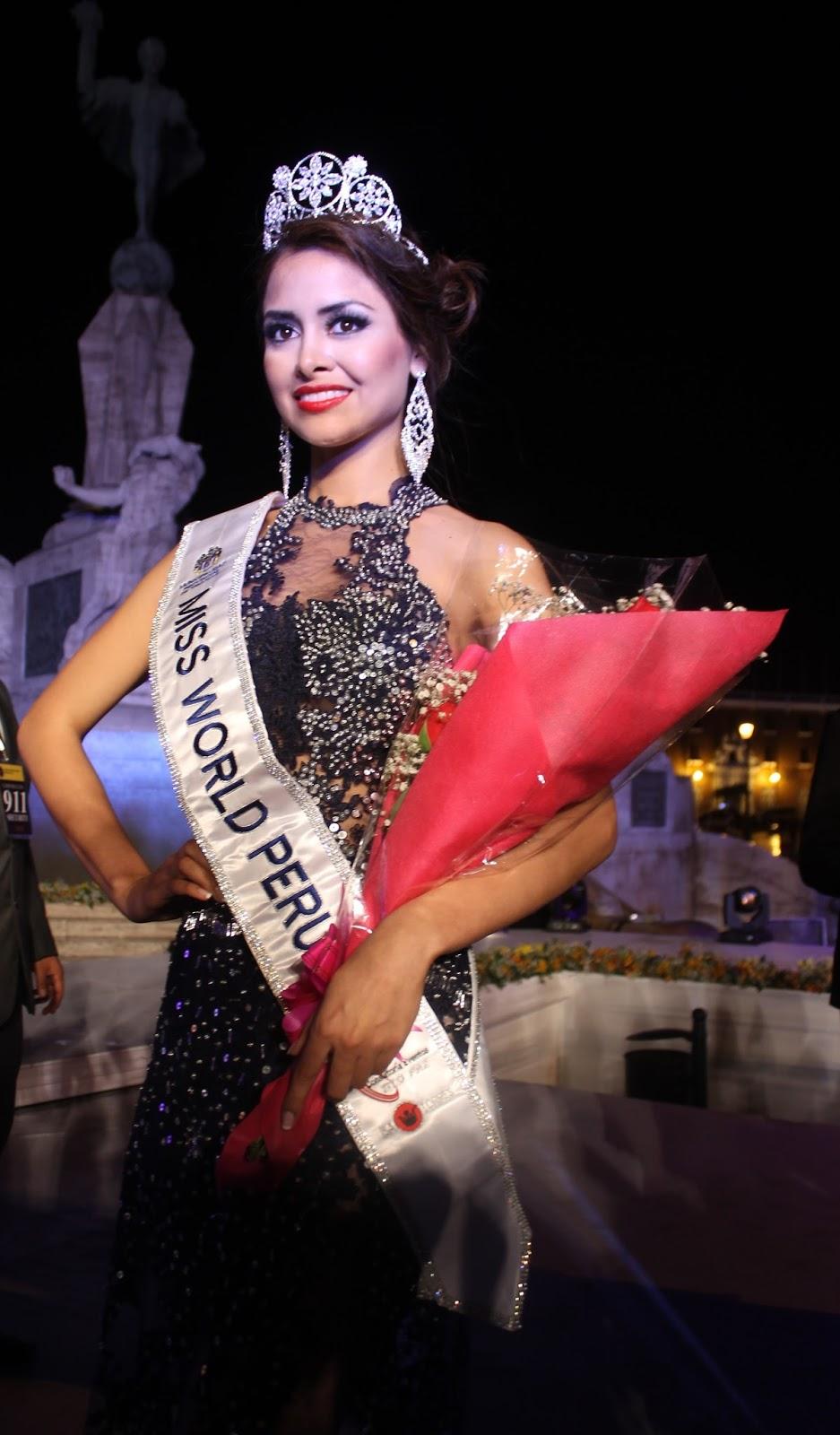 pierina sue wong mori, miss mundo peru 2016. - Página 2 Yk33y9np