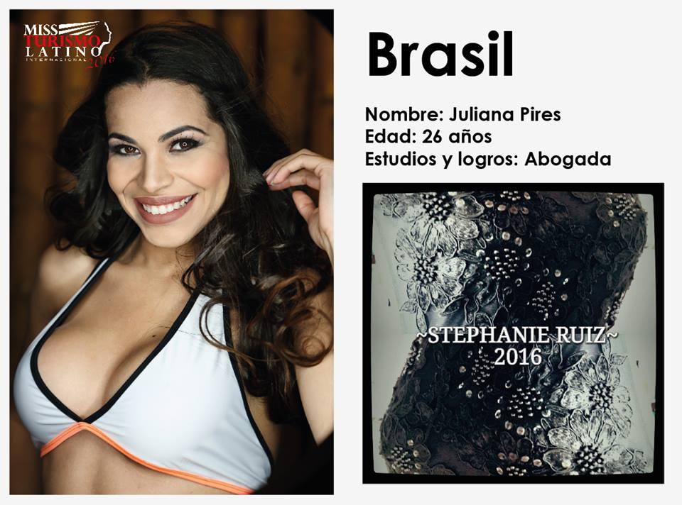 juliana pires, 3ra finalista de miss turismo latino 2016. Li4rvd7m