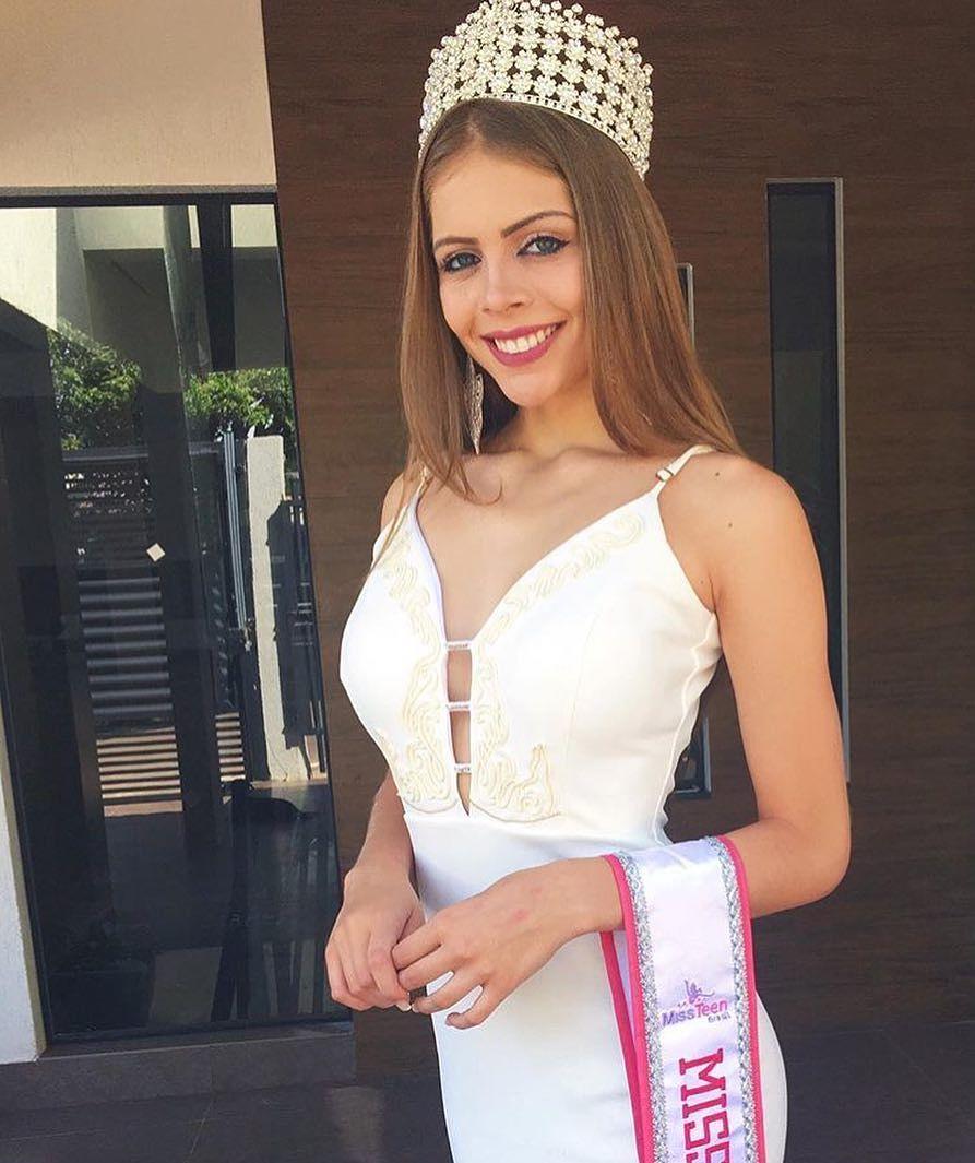 miss teen brasil 2017: izadora maitan. 66e956hg