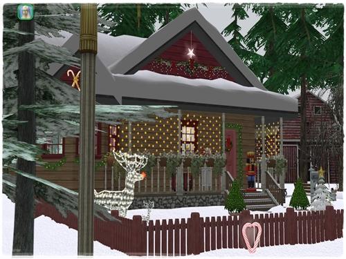TS2 House:Winter Dream 7ol9we6r