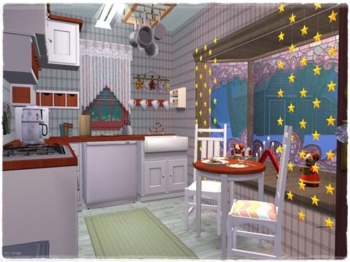 TS2 House:Winter Dream Jr7tjirz