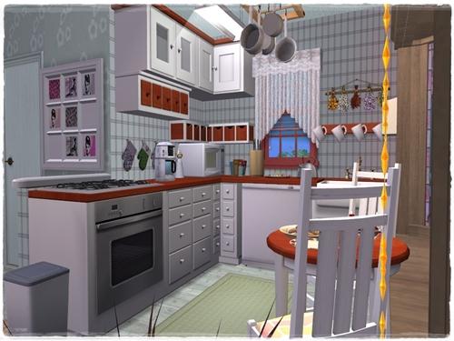 TS2 House:Winter Dream Kgbknwov
