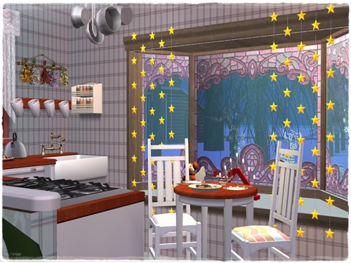 TS2 House:Winter Dream Kmuc27of