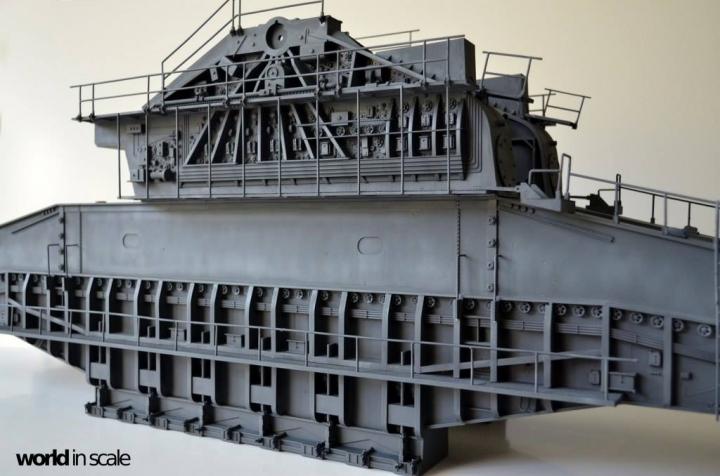 "Eisenbahngeschütz ""DORA"" – 1/35 by Soar Art Workshop - ""RELOADED"" Ssr6c777"
