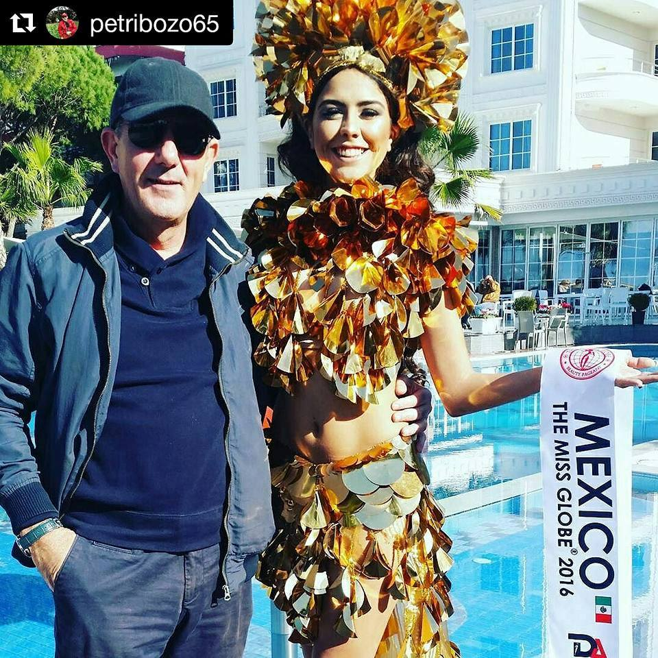 andrea torres damian, the miss mexico globe 2016. I94sgobx