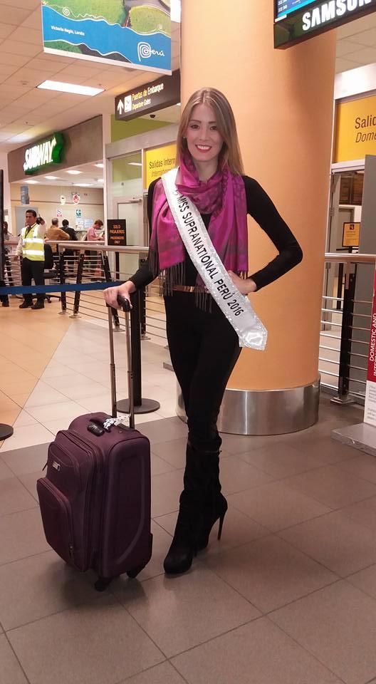 silvana vasquez monier, miss peru supranational 2016/miss peru earth 2010/miss peru intercontinental 2011. Pyvdlkn3