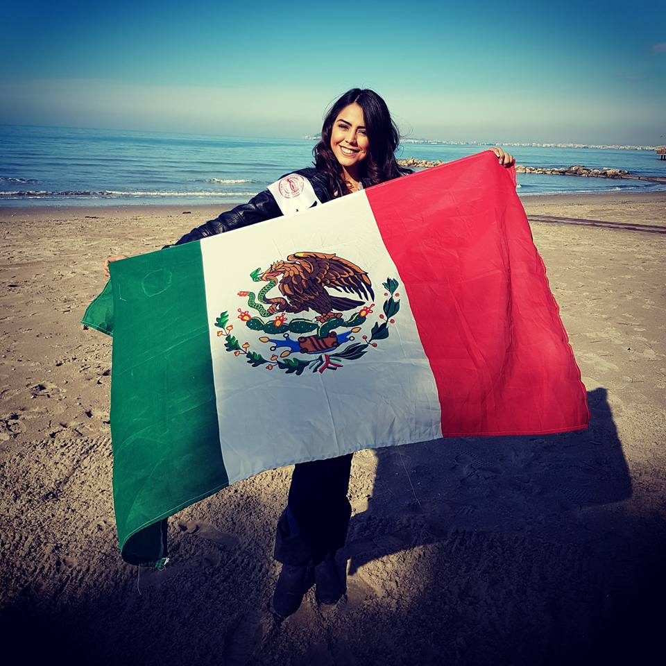 andrea torres damian, the miss mexico globe 2016. Wloj8leu