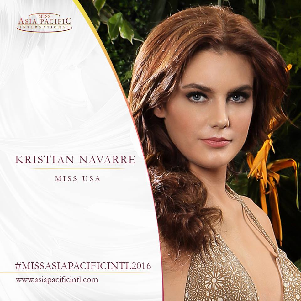 kristian navarre, miss usa asia pacific international 2016. 4p8nnai9