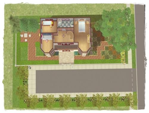TS2:Residential Lot  (No CC) Kj93okz5