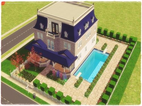 TS2:Little (Blue) Mansion 6e8ohg3k