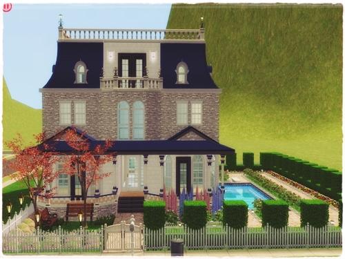TS2:Little (Blue) Mansion 9mxnlyrc