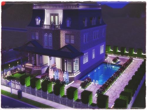 TS2:Little (Blue) Mansion Anug4wov
