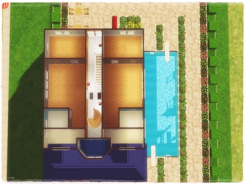TS2:Little (Blue) Mansion I6q3mnrf