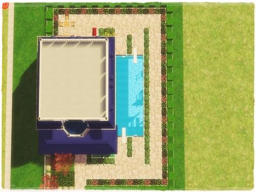 TS2:Little (Blue) Mansion S4hkq669