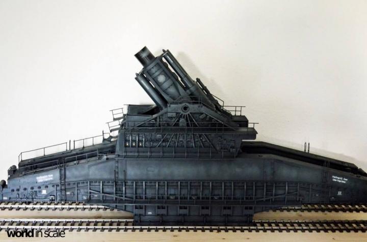 "Eisenbahngeschütz ""DORA"" – 1/35 by Soar Art Workshop - ""RELOADED"" 3nt8tcdg"