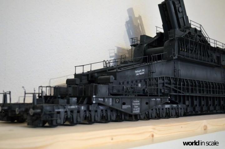 "Eisenbahngeschütz ""DORA"" – 1/35 by Soar Art Workshop - ""RELOADED"" N3umjam3"
