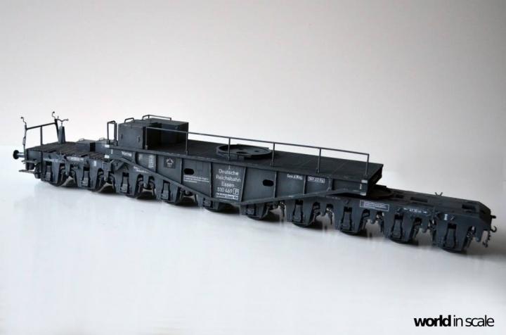 """Eisenbahngeschütz """"DORA"""" – 1/35 by Soar Art Workshop - """"RELOADED"""" Xwsjw77r"""