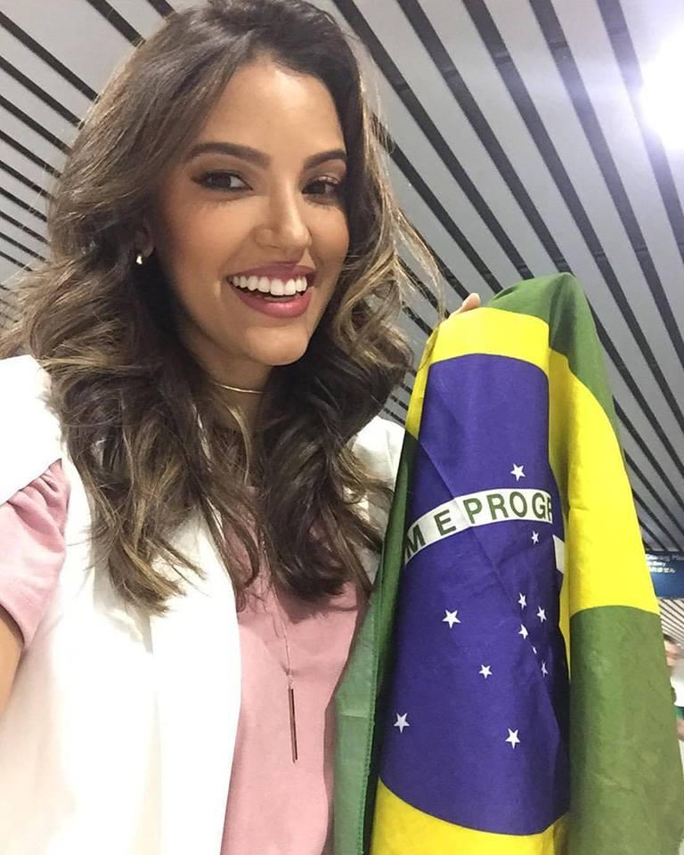 thaina magalhaes, top 2 de miss turismo internacional 2016. 46ty7ks8