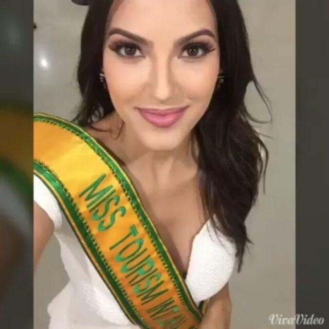thaina magalhaes, top 2 de miss turismo internacional 2016. Ylm3m7io