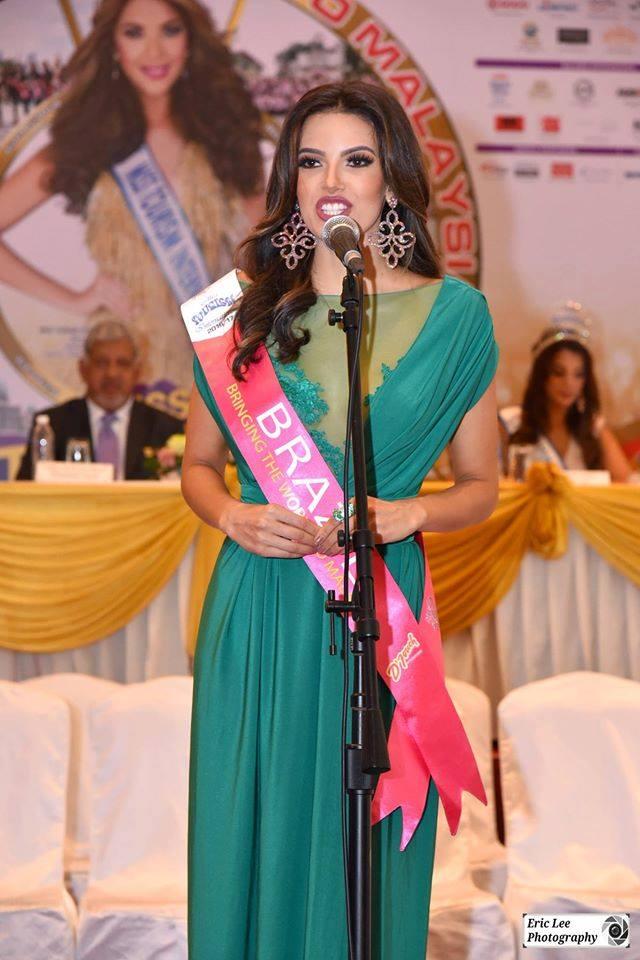 thaina magalhaes, top 2 de miss turismo internacional 2016. Dkgf27ew