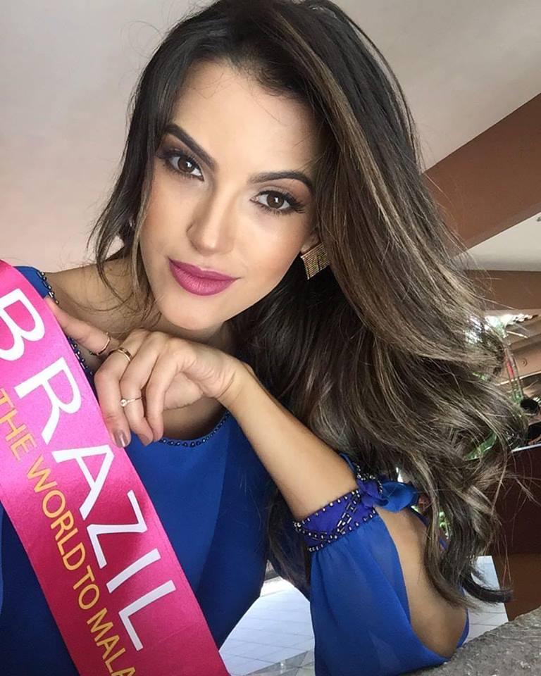 thaina magalhaes, top 2 de miss turismo internacional 2016. Skiwbo44