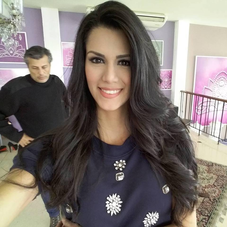 ana cristina diaz, miss venezuela reinado internacional cafe 2017.  25pd43ay