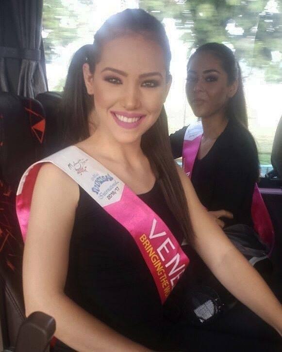 thea cleonice sichini comunian, miss turismo venezuela internacional 2016. 3i86mecy