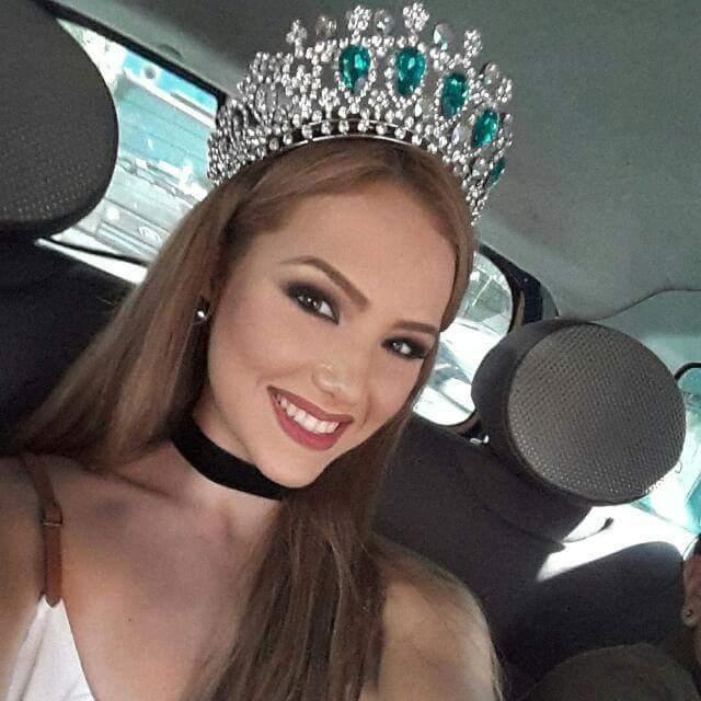 thea cleonice sichini comunian, miss turismo venezuela internacional 2016. 5zy34662