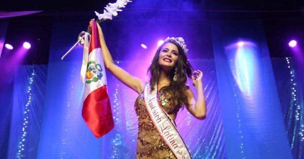laura spoya, miss america latina mundo 2016. 8bkhtf2t