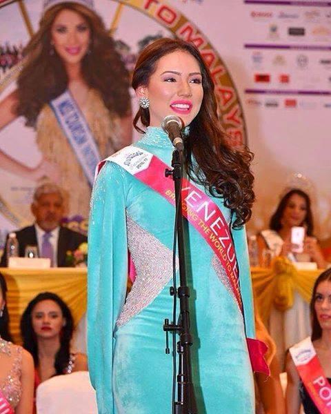 thea cleonice sichini comunian, miss turismo venezuela internacional 2016. Duavsl2o
