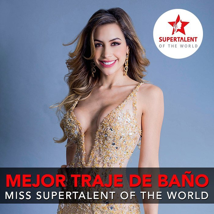 milett figueroa, miss supertalent of the world 2016. - Página 2 Emqequc7