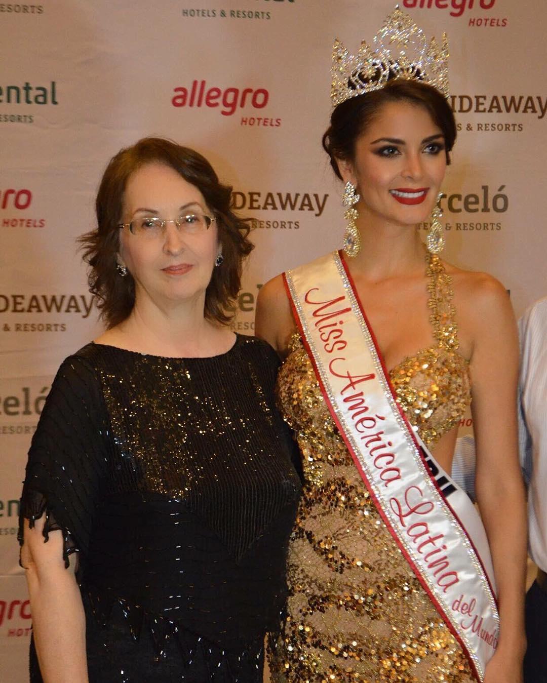 laura spoya, miss america latina mundo 2016. Etepcir5