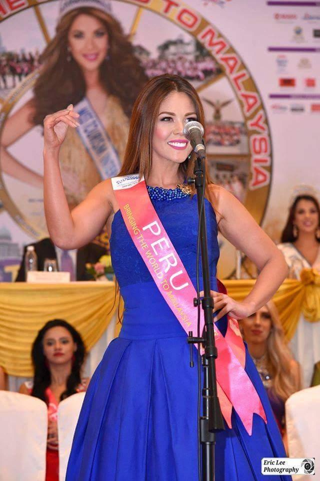 katherine giuliana barros mantilla, miss peru turismo internacional 2016. Fdxtt273