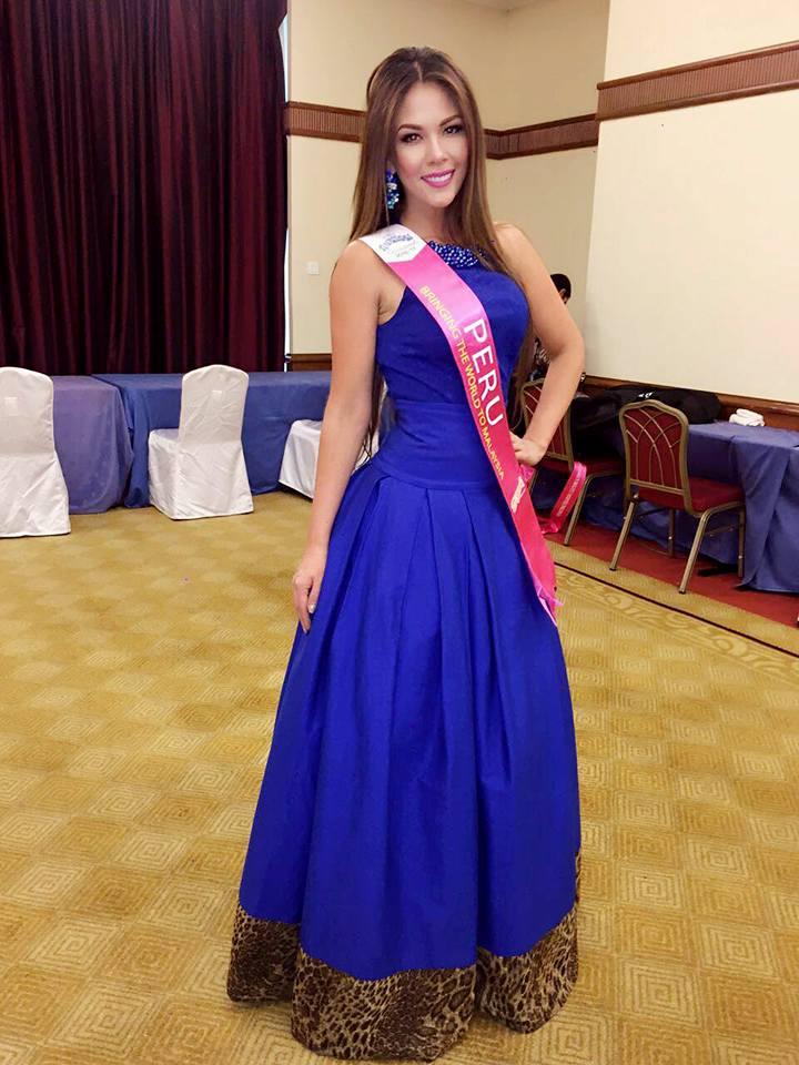 katherine giuliana barros mantilla, miss peru turismo internacional 2016. - Página 2 Kqpwnxic