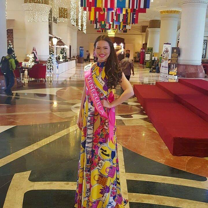 thea cleonice sichini comunian, miss turismo venezuela internacional 2016. M4hoaavg